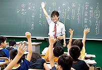 復習テスト・公開学力テストで日頃の学習成果や到達度を評価します。